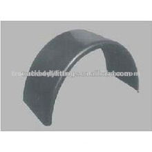 plastic mudguard for trailer and truck quarter fenders