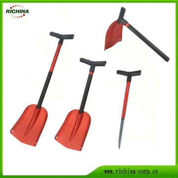 Telescopic Shovel Light Weight Portable Snow Shovel