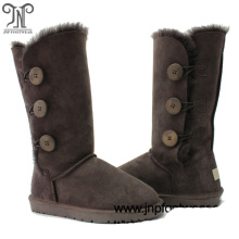 Women's Bailey Button Winter sheepskin snow shoe Boot