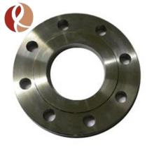ASME B16.5 gr2 gr5 gr7 gr12 titanio clase 150 bridas de montaje de tuberías