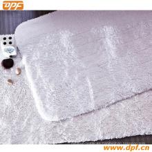 Alfombra y alfombra blancos del baño de la alta calidad del 100% (DPF2430)
