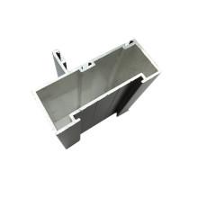Алюминиевые экструзионные профили с различной обработкой поверхности
