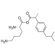 Ibuprofène lysine CAS 57469-77-9