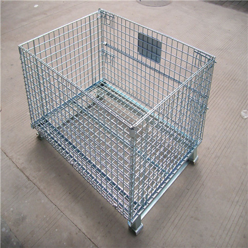 Foldable Mesh Box Pallet
