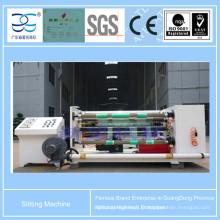 Máquina de rebobinamento de corte de tela de toque do PLC (XW-221C-1)
