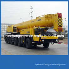 Qy90k 90t XCMG Mobile Wheel Crane for Construction