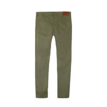 Pantalones tejidos con cremallera casual personalizados de moda para hombres