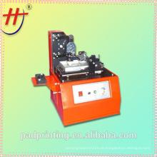 T Mini Desktop-Tusche Tampondrucker