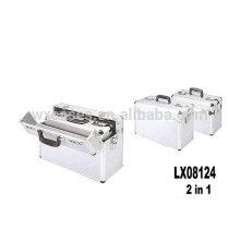 novo design 2 em 1 maleta de alumínio de alta qualidade fabricante de China