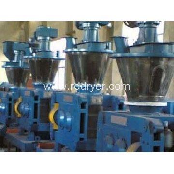 Dry roll press granulator machine for Diammonium phosphate