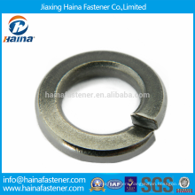 High Tensile DIN7980 Stainless Steel Spring Washers for Cheese Head Screw