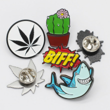 New Trend Factory Hot Sale Enamel Pin Badge