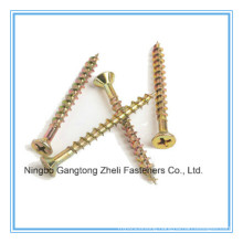 Csk Head Chipboard Screw (DIN7505)
