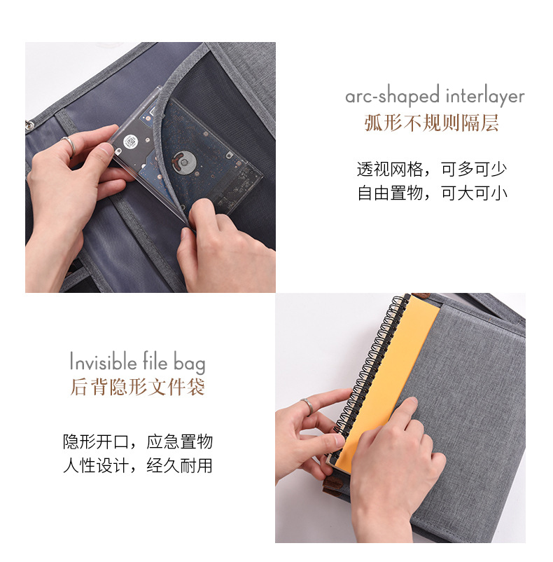 notebook bag