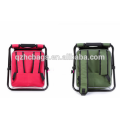 Cooler Fishing bag with chair or picnic bag