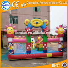 Vente location gonflable gonflable bouncer slide air conditionné