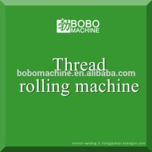 Machine à moleter automatique à taraudage