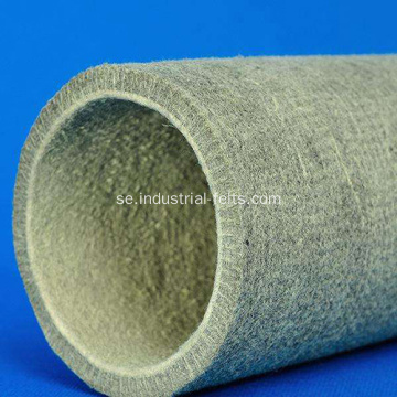 Kevlar + Carbon Roller Covers Filt For Aluminium Extrusion