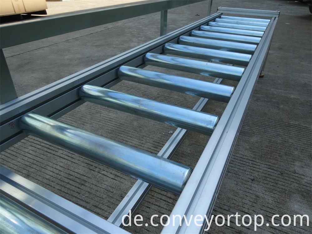 Non Powered Conveyor Roller
