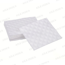 Square embossed makeup cotton sales price