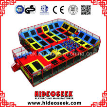 Kinder Trampolin Park Spiele für Indoor Amusement Park