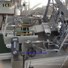 Machine non tissée pour le masque facial jetable faisant Kxt-FKM06 (CD d'installation attaché)