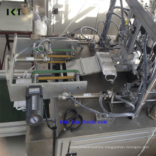 Non Woven Machine for Disposable Face Mask Making Kxt-FKM06 (attached installation CD)
