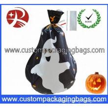 Reusable Printed Polythene Bags With Custom Logo For Gift