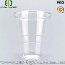 Tasse en plastique jetable en gros, tasse jetable, tasse en plastique de picoseconde