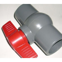Válvula de bola de PVC (DIN, ANSI, BS)
