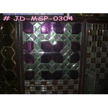 2016 Decoración de cristal al por mayor de KTV mosaico revestido del espejo (JD-MSP-0304)