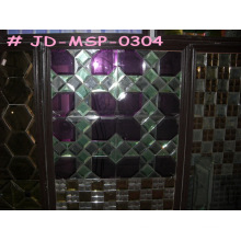 2016 Wholesale Crystal KTV Decoration Cobbled Mirror Tile (JD-MSP-0304)