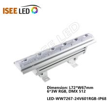 Lumière de rondelle de mur d'IP68 LED