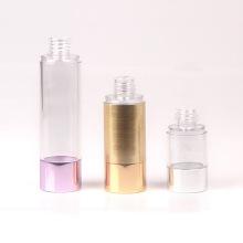 Botella plástica pequeña 15ml para las botellas vacías baratas del hotel del champú (NAB21)