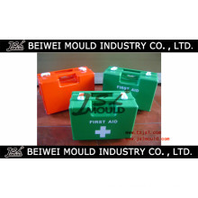 Plastic First Aid Kit Box Mould