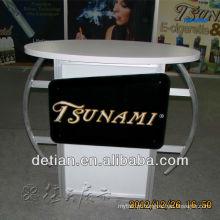 recepção atraente mobiliário elegante recepção mesas design moderno recepção tabela