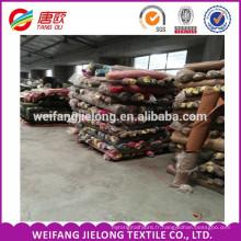 Chine 133 * 72 popeline couleur unie shirting tissu popeline Bonne qualité STOCK coton spandex tissé tissu pour tissu