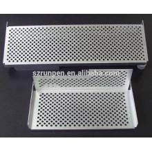Boîtier d'alimentation électronique en aluminium à emboutissage