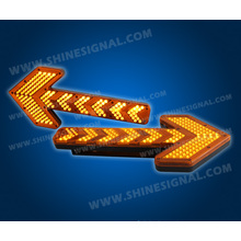Ar2 LED Traffic Directional Arrow Light Fron Trucks Watering Cart