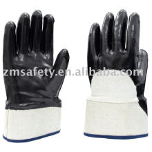 Safety cuff garden glove