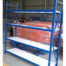 Rack de armazenamento (azul leve)