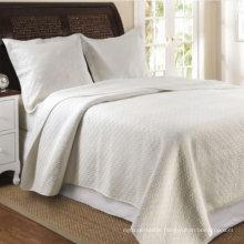 3-Piece Jacquard Light Weight Quilt Set for Hotel and Home (DPFB8097)