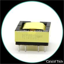 Transformateur électronique d'impulsion de ferrite de noyau de ferrite d'Efd20 220V avec la canette pour le transformateur de commutation