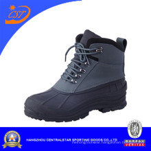 Cheap PVC Leather Anti-Slip Snow Boots (XD-110G)