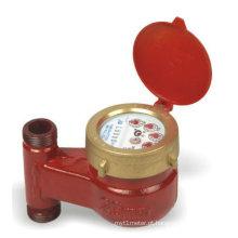 Medidor de água quente vertical rotativo-Vane (LXSLR15-25)