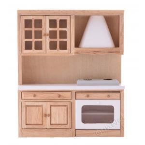 1/12 scale complete dollhouse kitchen furniture set