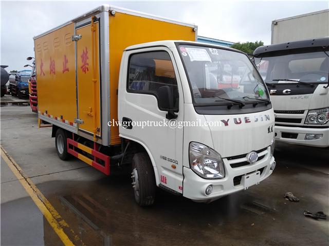 Cargo Truck 1
