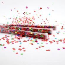 Горячая Продажа свадебное конфетти палку для праздника