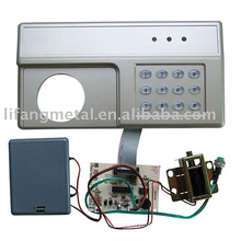 low price led electronic code safe locks