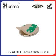 Kundenspezifische NdFeB Magneten mit selbstklebende Rückseite